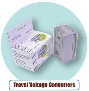 Travel Voltage converter