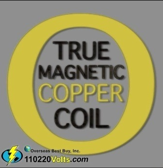 True Magnetic Copper Coil