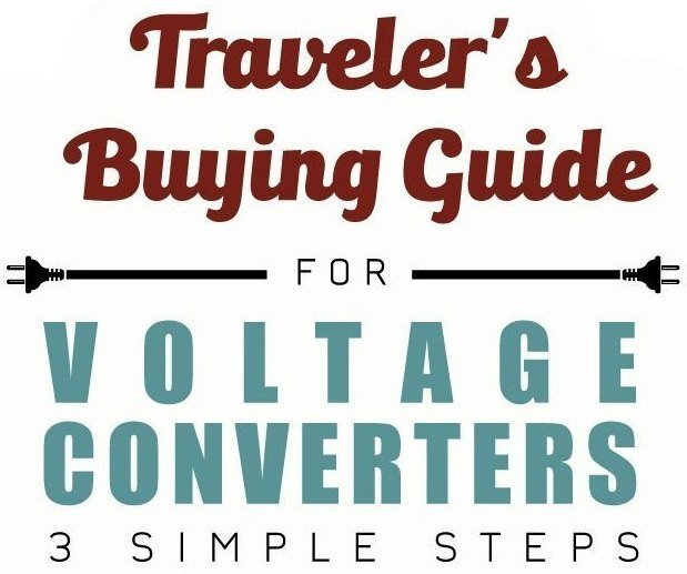 Voltage converter buying guide